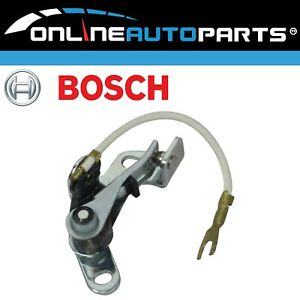 Bosch Ignition Contact Points Set Fiat 125 4cyl 1.6ltr (1600) 1608cc 1967~1974