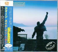 Queen ‎Made In Heaven JAPAN CD with OBI TOCP-8700