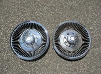 1980 to 1983 Dodge pickup Ramcharger van truck 15 inch hubcaps wheel covers