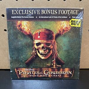 Pirates of the Caribbean Dead Man's Chest Exclusive Bonus Footage DVD - Best Buy