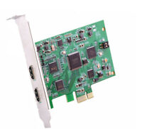 PCIE PCI Express Video Capture Card HDMI 1080p 60fps HD Live Broadcast Streaming