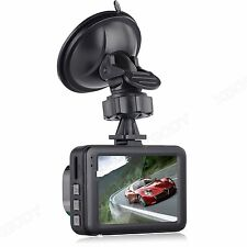 HD 3'' In Vehicle Car Dash Camera Video Recorder Cam DVR HDMI G-sensor UK