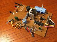Sanyo Q40 Turntable Parts - Circuit Board