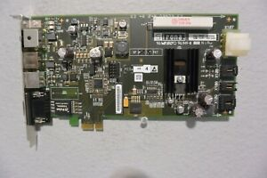 SIRONA CEREC OMNICAM CAMERA PCIe FRAME GRABBER/POWER BOARD 6346048