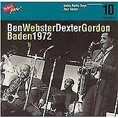 Ben Webster - Baden 1972 (Live Recording, 1998)