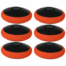 Sunnydaze Tabletop Air Hockey Electronic Rechargeable Hover Puck - Set of 6