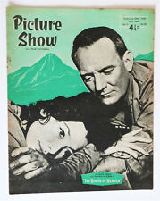 PICTURE SHOW & Film Pictorial: Feb 28th 1959, Home Before Dark, The Roots of Hea