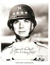James Van Fleet Autograph General Florida Gators Football General Just Won Wars