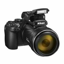 Nikon Coolpix P1000 32024 16MP 125x Wide Angle Digital Camera - Black Mint con