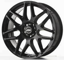 "20"" JBW ROGUE GLOSS BLACK ALLOY WHEELS+TYRES TO FIT VW TOUAREG"