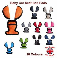 Baby Car Seat Belts Crotch Cover Harness Shoulder Straps Pads Maxi Cosi