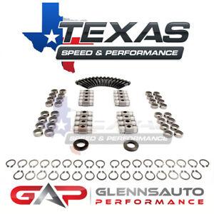 Texas Speed (TSP) GM LS Rocker Arm Trunnion Upgrade Kit w/ Bolts
