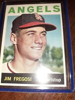 1964 Topps #97 Jim Fregosi LOS ANGELES ANGELS VINTAGE NEAR MINT