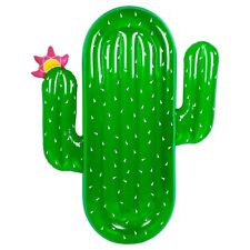 Inflatable green Cactus Float Lilo