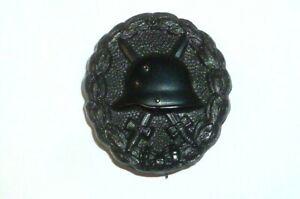 Age Order Badges Wound Badge 1.WK Badge of Honor Steel Helmet Medal RAR