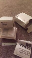 New Ds Motion Sensor Security Alarm Dual Pattern Pir Lot of 2 #- 774Ti