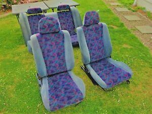 OEM JDM EK Honda Civic Sedan Seat Skins Vti Vtis 96-00 SiR D15b B16a