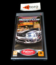 MIDNIGHT CLUB L.A. REMIX SONY PSP Portable PAL-España Nuevo Precintado New