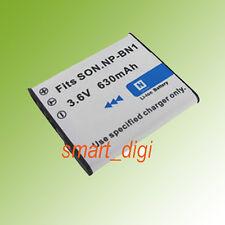 Battery NP-BN1 for Sony Cyber-shot DSC-W350 W320 W310 DSC-W310 DSC-W350 DSC-TX5