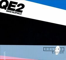QE2 [Deluxe Edition] by Mike Oldfield (CD, Jul-2012, 2 Discs, Geffen)