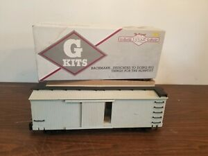 Bachmann G Scale Big Haulers Kit Stock Car With Box