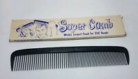 """Vintage Giant Super 15"""" Oversized Combs Novelty Gag Gift Party Fishlove Co"""