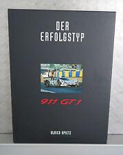 Der Erfolgstyp 911 GT1 1999 Motorsportbuch motorsport book * Band 3 * NEW *