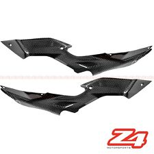 Streetfighter S 848 Gas Tank Side Seat Frame Cover Fairing Cowling Carbon Fiber