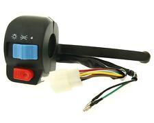 Unidad Interruptor DERECHO PARA CHINA GY6 4 tiempos Scooter con freno de tambor