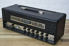 Mesa Boogie Stiletto Trident Triple Rectifier tube amp head near MINT-used