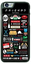 Friends American TV Shows Phone Case Cover For iPhone Samsung LG Google