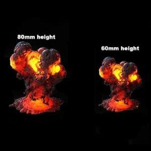 1/35 Resin Figure Model Kit Explosion WWII Unpainted Unassambled
