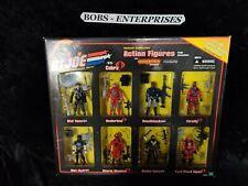 GI Joe A Real American Hero VS Cobra Special Collection 8 Figure Set cc-8