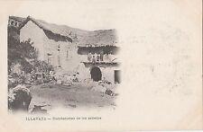 B80999 illavaya habitaciones de los arrieros  bolivia  front/back image