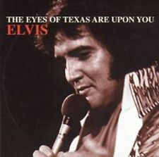 ELVIS CD EYES OF TEXAS ARE UPON YOU