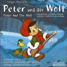 PROKOFIEV:PETER & THE WOLF NEW CD