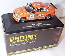 BMW 320Si E90 Colin Turkington WSR Team Rac BTCC Champion 1:43 New in box
