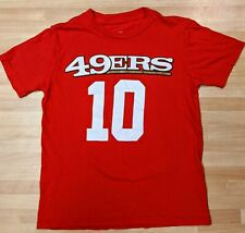 Jimmy Garoppolo NFL San Francisco 49ers T Shirt Youth Size Small