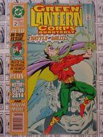Green Lantern Corps Quarterly(1992) DC - #2, Newsstand, Stern/Abell, VF
