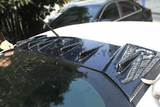 Carbon Roof Wing Fit For TOYOTA GT86 FT86 ZN6 FR-S BRZ ZC6 CS Vortex Generator
