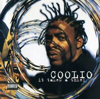 Coolio-It Takes A Thief CD