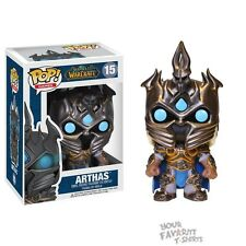 World Of Warcraft Arthas The Lich King 15 Funko Pop! Vinyl Figure