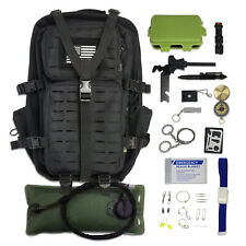 Gearrific Survival Backpack Kit with Survival Gear & Emergency Tools (29pc Set)