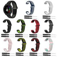 Wrist Band Watch Belt Strap For Garmin Forerunner 630 230 235 735XT replacement