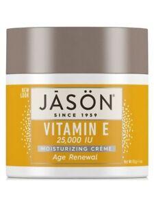 Vitamin E 25000iu Moisturizing Cream 120g (Jason)