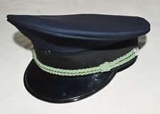 New Blue  Army General Russian Military Hat Hand Made UK  XL Cosplay Cap