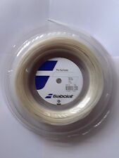 New Babolat Pro Hurricane tennis string 17ga reel,durable w/control,softer,660ft