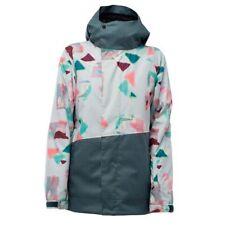 Nikita Womens Sassafras Snowboarding Insulated Jacket Painter Print S New