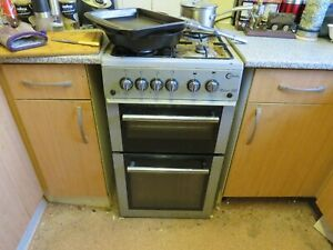 Flavel Milano G50 Gas Cooker 50cm. Perfect working order, Hobs, Grill and Oven
