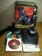 Logitech WingMan Extreme Digital Precision Joystick No. 863132-0000 w/ Box +